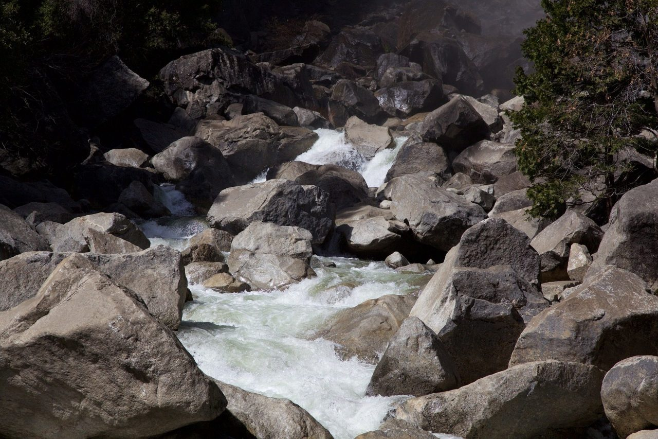 yosemite - merced river
