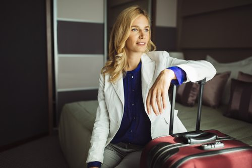 Four Handy Hotel Hacks for Business Women on the Go