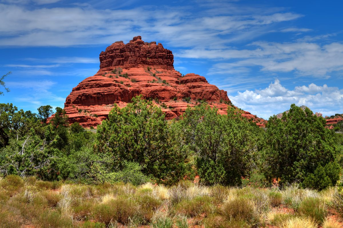 Red Rock State Park in Sedona, Arizona
