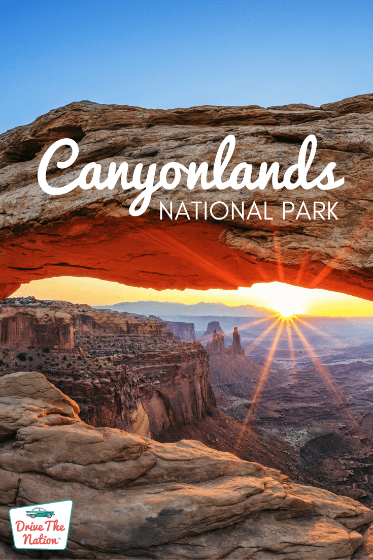 Whether you're visiting The Maze, Needles or Island in the Sky, you'll love Canyonlands.
