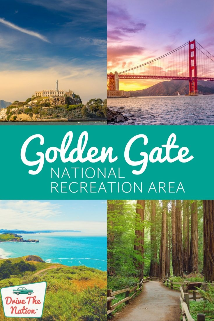The Golden Gate Recreation Area is much more than just a bridge. Experience art, history, culture, and nature at all the sites that make up this amazing San Francisco park.
