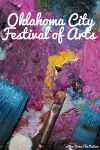 Oklahoma City Festival of the Arts Celebration
