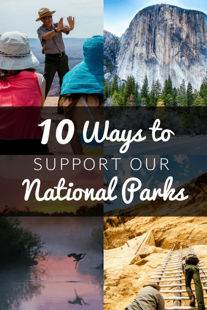 Support the National Park Service