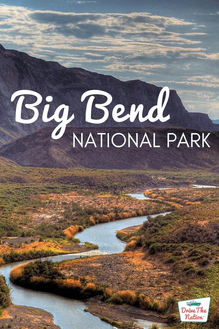 The diverse landscape of Big Bend National Park makes this one of the most beautiful destinations in Texas.