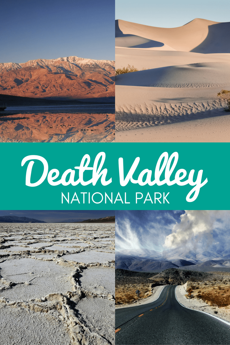 Salt flats, natural bridges and Death Valley Ranch await your visit.