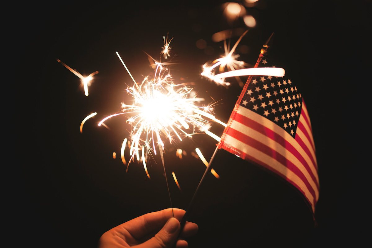 Best Places for Fourth of July on the West Coast