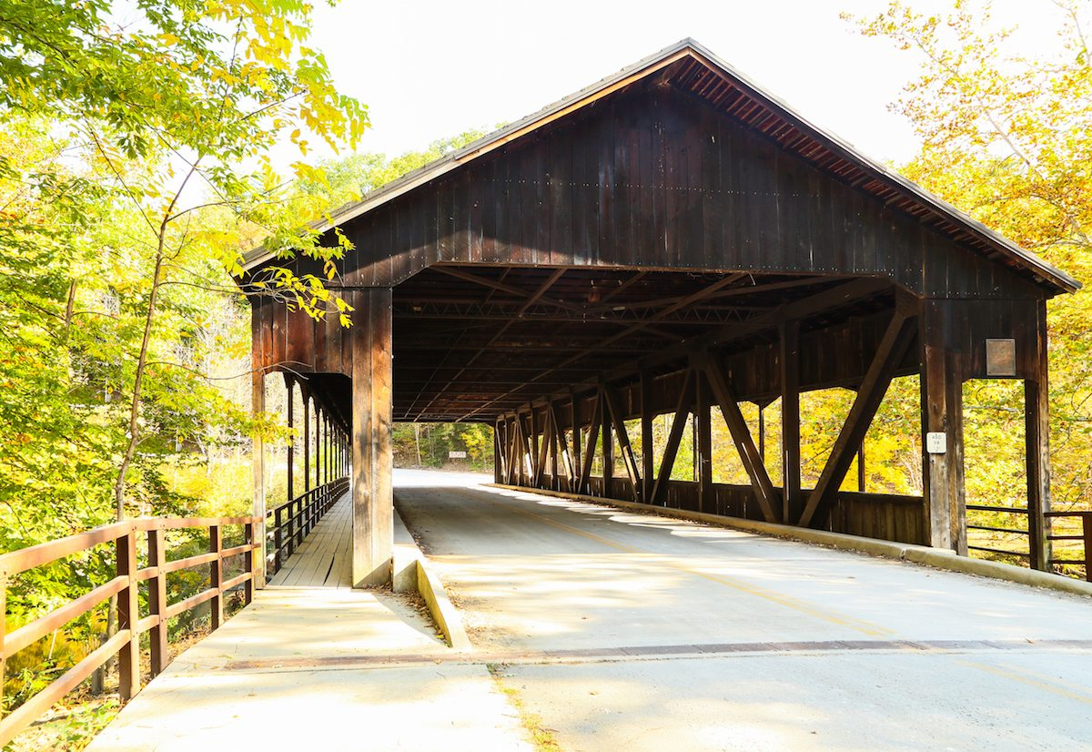 Visiting Mohican State Park