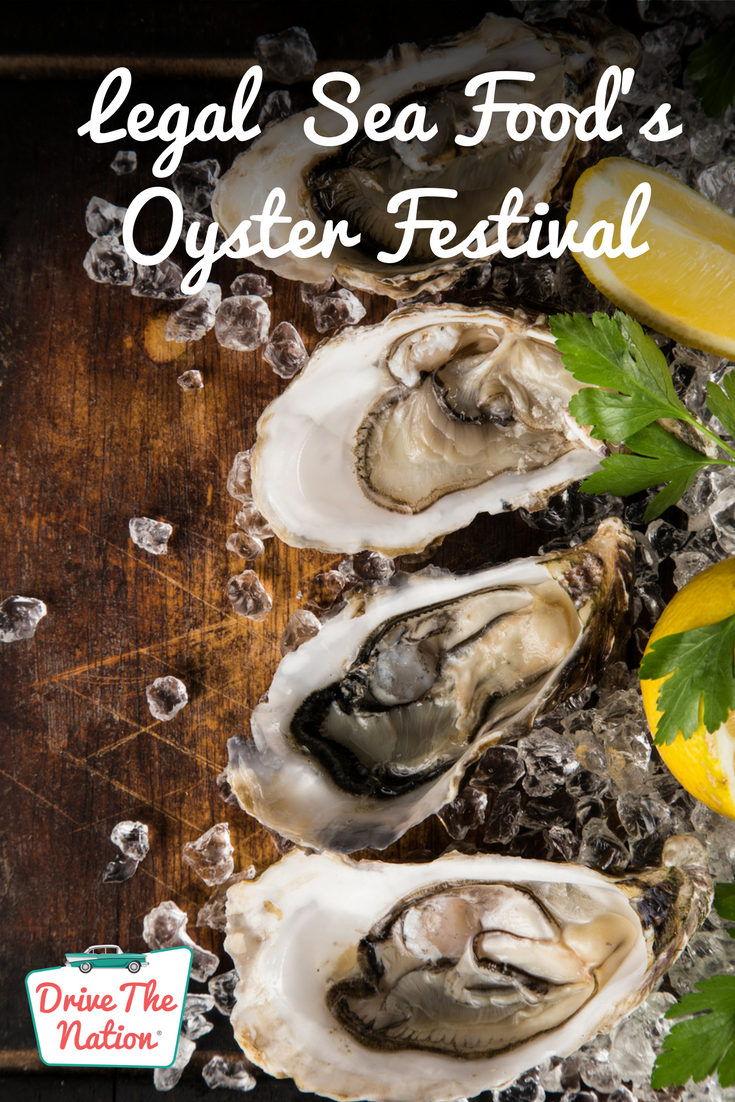 Every September, Legal Sea Food restaurants feature the humble oyster in all of its glory. Enjoy them raw, fried, or baked!