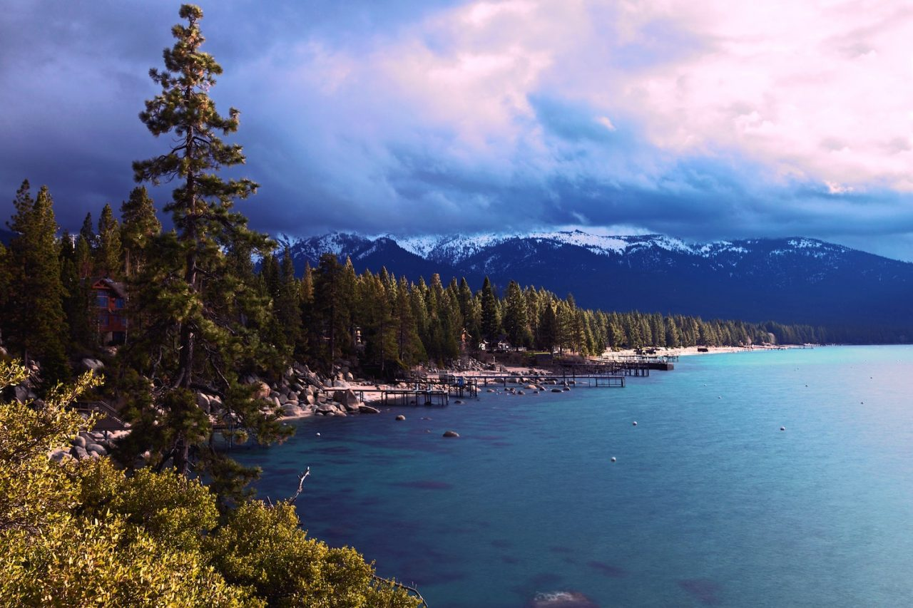 Visiting World-Famous Lake Tahoe