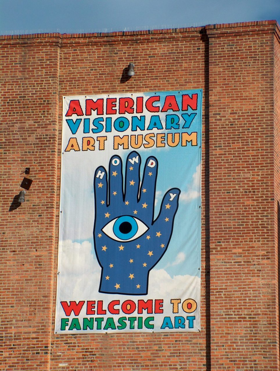 Visit The American Visionary Art Museum in Baltimore