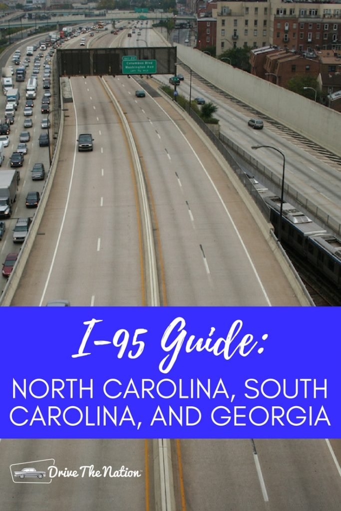 I-95 Driving Guide Pin