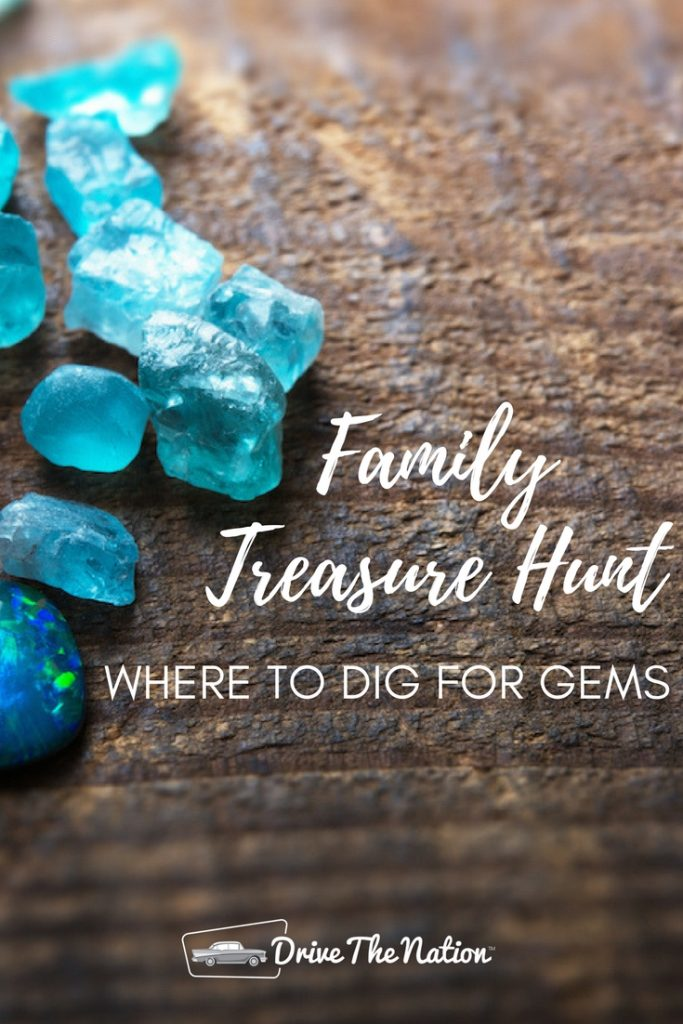 Family Treasure Hunt pin