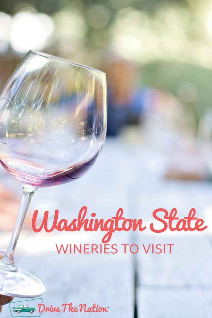 Washington State Wineries Pin