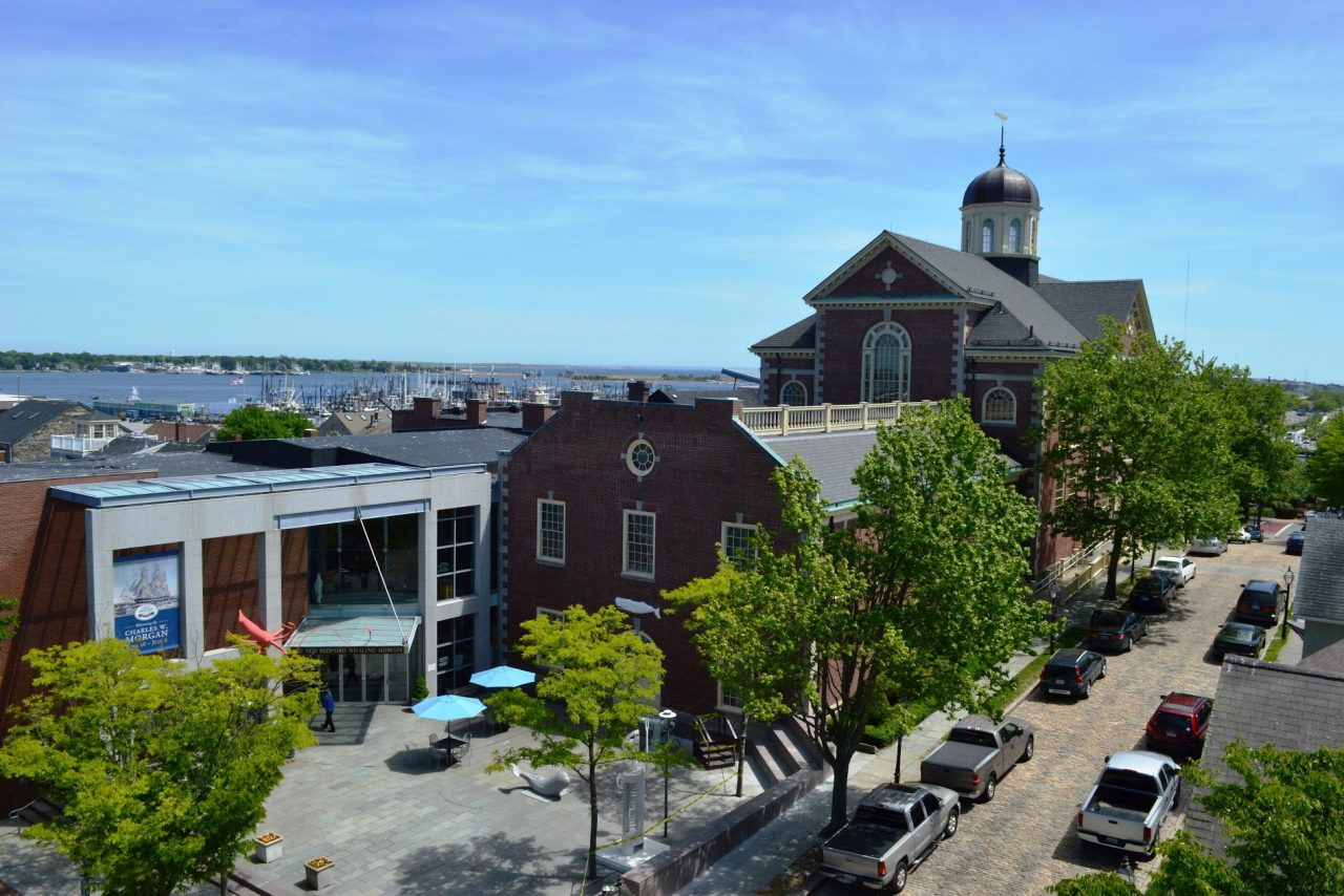 Whaling Museum in Nantucket, MA