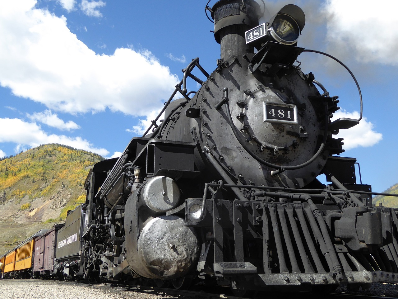 Durango and Silverton, CO Railroad