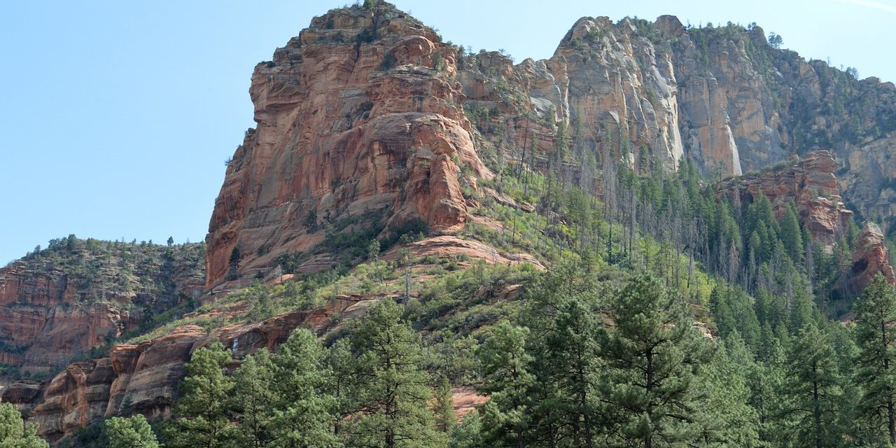 Visiting Slide Rock State Park