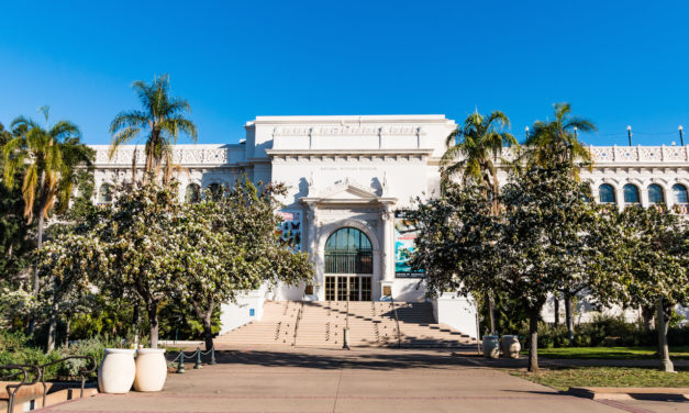 Visiting The San Diego Natural History Museum