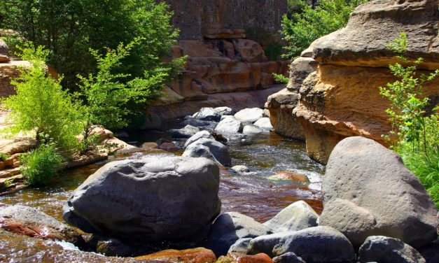 10 U.S. Swimming Holes to Visit This Summer