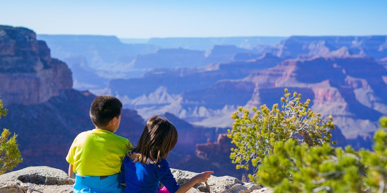 Best National Parks to Visit with Kids
