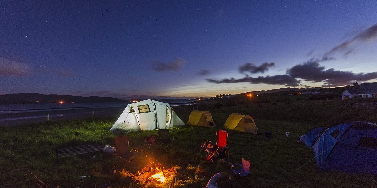 5 Reasons Why Fall is the Best Time for Camping