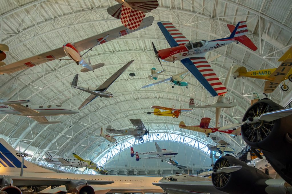 Air and Space Smithsonian Museum