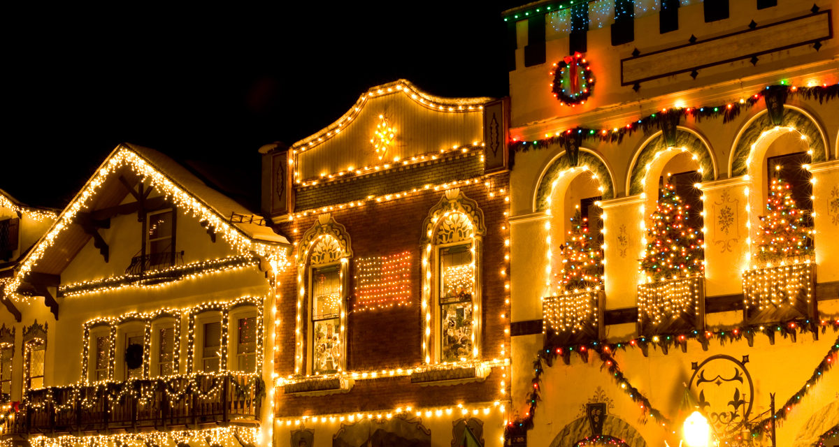 Best Christmas Towns in the U.S