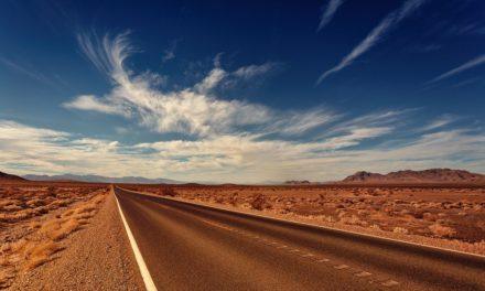 The Loneliest Road: U.S. Route 50