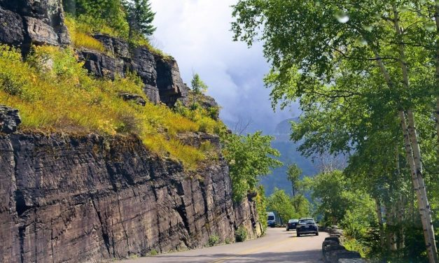 The Most Scenic Drives in America (From MT to OH)