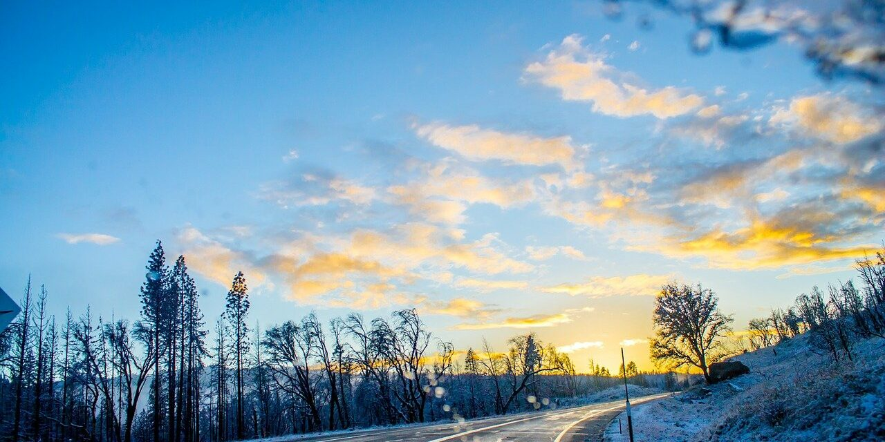 Best Winter Drives in Mid-America